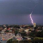 Twitter / @SimonPalan: #Sydney #Storm @abcnews @A ...