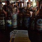 el line up de nuestra Sesión Cervecera de Octubre... Salud! http://t.co/9rgF859942