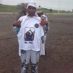 #SenzoMeyiwa Shirts handed out for the funeral MV http://t.co/6r9UhAJjol