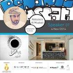 07 عبدالعزيز المقبالي #بيهانس_مسقط الثلاثاء٤/نوفمبر الساعة:٤:٣٠مساءً بالكلية العلمية للتصميم-مرتفعات المطار http://t.co/iIKs1JhBUn