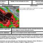 ALERTA Nº 337 ACTUALIZADA Y VIGENTE http://t.co/JuMBZnq7Lh