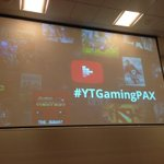 Definitely one of my @PAXAus highlights! Getting some awesome YouTube strategy tips for Gaming #YTGamingPAX #PAXAus http://t.co/al7ENBpiKb