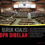 DPR dibelah. Koalisi Indonesia Hebat membentuk DPR tandingan http://t.co/88rWTYb6ow http://t.co/bcD49VP2Mb