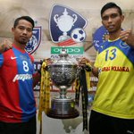 Can JDT tame Pahang? Who will hoist the cup? Share your predictions #MsiaCupFinal2014 http://t.co/7M9119NteJ http://t.co/Km8zxeJTeV