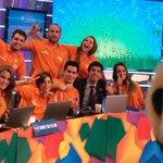 Los chicos de la selección @TeletonParaguay con todas las pilas!!! #PoneleCorazon http://t.co/0QmSZ1NPFB