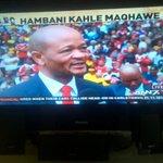Mr Mchunu live from Moses Mabhida stadium to pay his respect to #SenzoMeyiwa | Live on DSTV 405 http://t.co/iIDrTEUetP