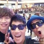 Ji Suk Jin just updated his Weibo http://t.co/qm0mtjooQF #RaceStartMY