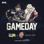 Gameday! #hv71 http://t.co/yzLp8xmpUA