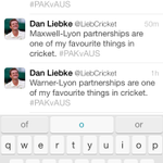 Desperately hoping I get to do this joke for the rest of the innings. #PAKvAUS http://t.co/dTLOQ2oh1Q
