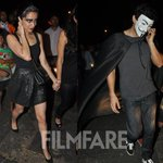 In pictures:  Shraddha Kapoor - Aditya Roy Kapur celebrate #Halloween together  http://t.co/6QjPIJISlH