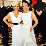 It was a sea of white today... @edwina_b #emirates marquee #derbyday @flemingtonvrc #7sport #melbcupcarnival http://t.co/kVBsfB1VXT