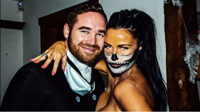 Katie Price shares family Halloween pictures