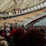 At Moses Mabhida paying our last respect to our Captain #RIPSenzoMeyiwa http://t.co/tBmzVZQsO3