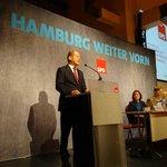 """""""Wir haben Hamburg nach vorn gebracht."""" #spdlvv14 #hhbue15 #hhweitervorn http://t.co/CkkIzpKMDN"""
