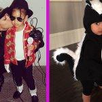 #NorthWest et #BlueIvy trop mignonnes dans leurs déguisements de Halloween. #Beyonce #KimK http://t.co/I4q2PcY3vE http://t.co/i8xmdqvT6G