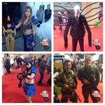 Quel plaisir de voir tous ces cosplays ! #PGW Partagez nous vos plus belles photos ! http://t.co/L2jA3r4FCK