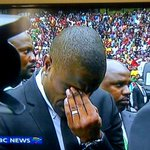 "Ah shame RT""@Nomagugu_: Man RT @Tshepnificent: Sir L.L is torn!! #RIPSenzoMeyiwa #FinalFarewell http://t.co/e9TJQcCqvK"""