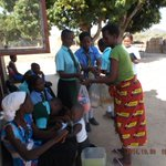 Activity: As part of their visit, Kambarami Sch HMs distributed food packs to the elderly.@263Chat @GlobalLeadersNe http://t.co/dkzZDgPnfB
