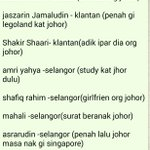 Bit unfair to say JDT players no connection with Johor. http://t.co/50IapasaWy