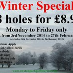 Our Winter special green fee starts monday. The best value #golf in #yorkshire #doncasterisgreat #barnsley #sheffield http://t.co/Uhr3pOPBAq