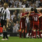 STAT: #LFC's overall league record against Newcastle: 75 wins, 42 defeats, 39 draws http://t.co/bR8DqQyPpW