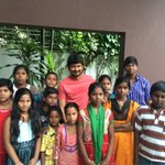 RT @karthi_bluelion: @Udhaystalin with young fans http://t.co/9JQq1pgNsa