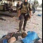 بيجي تعود الى حضن الوطن ومقتل العشرات من جراثيم داعش بنيران قواتنا الباسلة من الجيش والحشد الشعبي   #بيجي_تحررت http://t.co/P16BVRilBt