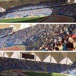 عاجل ???? امتلاء جنبات استاد الملك فهد الدولي بالجماهير قبل إنطلاقة مباراة #نهائي_كأس_آسيا بست ساعات . #الهلال - http://t.co/fJyQiK26qe
