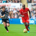 HALF-TIME: Its goalless at the break at St James Park between #LFC and Newcastle http://t.co/rm49iXv801