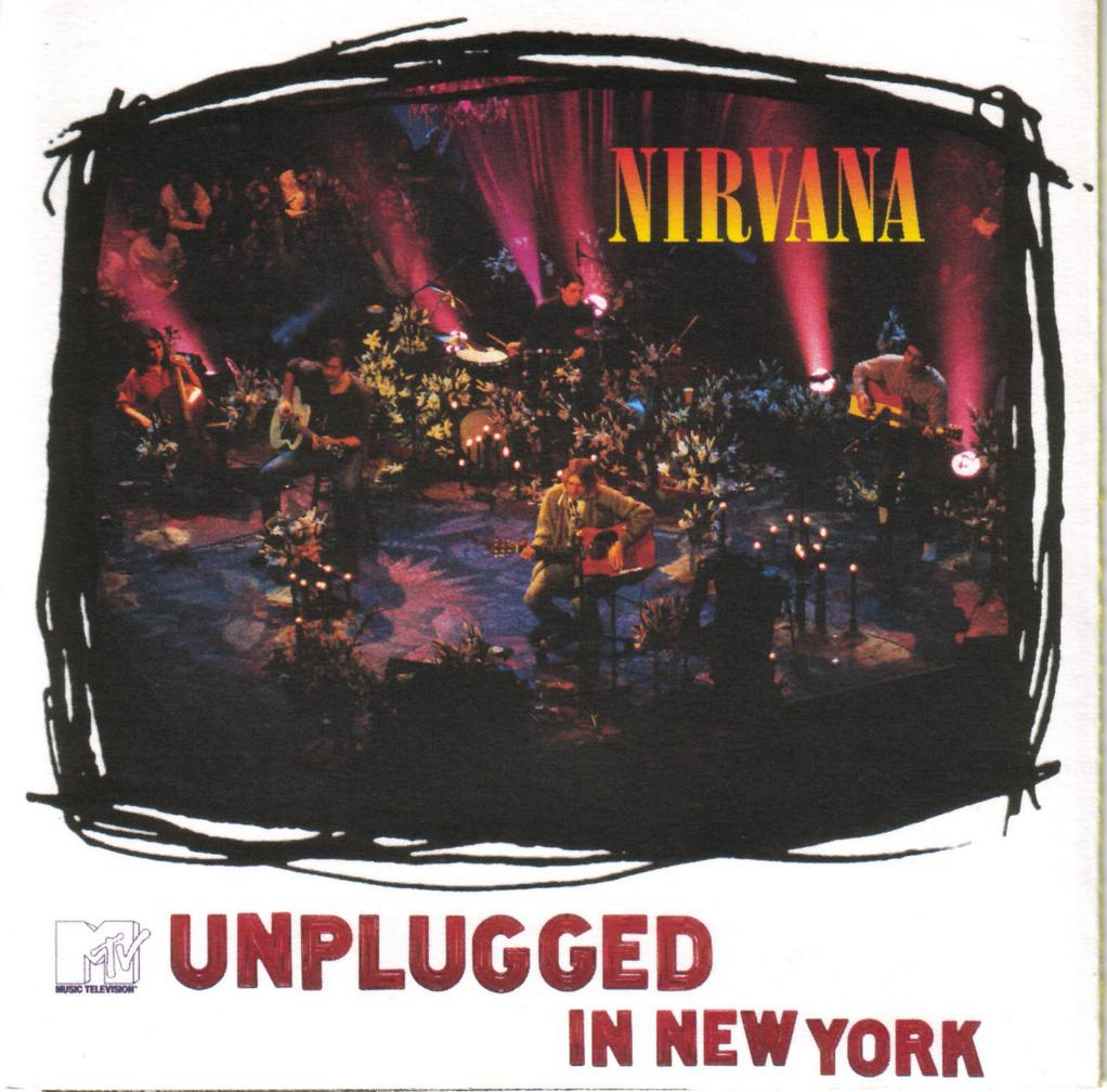 .@Nirvana's MTV Unplugged In New York album came out 20 years ago today. A look back: http://t.co/dw3dR7LJtP http://t.co/QZxnCfx8T4