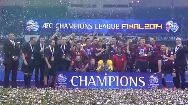 Incredible achievement. Congratulations @wswanderersfc on your #AFCfinal win. See you in Morocco at the #ClubWC! http://t.co/YWRSwSLDdu
