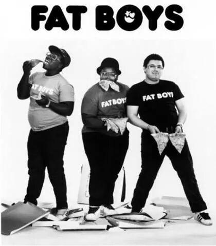 """""""@IL0VEthe80s: The Fat Boys http://t.co/lPu0nO49Et"""""""