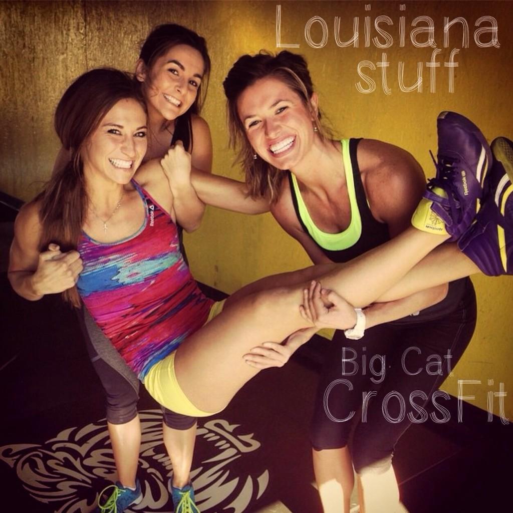 Thank you for having me Big Cat CrossFit! #AgerBombSeminars http://t.co/KJg2GhbMTU
