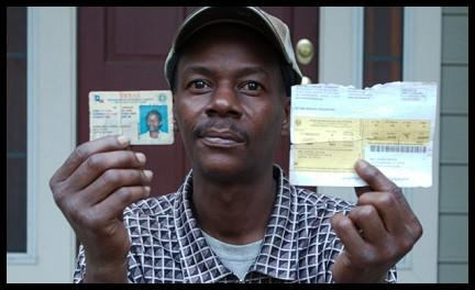 TX GOP Photo ID Voter Suppression Working as Hoped, Keeping (Certain) Voters From Voting: http://t.co/HdkmXrhXDy http://t.co/dkocmEPNfp