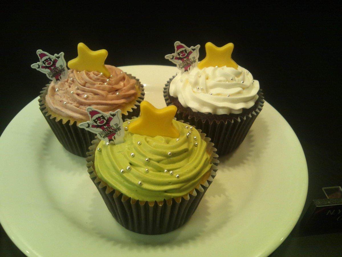 今日は、相葉雅紀さんがCMに出演するミスタードーナツの新商品発表会へ行ってきました! カップケーキがかわいい! http://t.co/cGvsnGMtey http://t.co/zYIuLERqYY