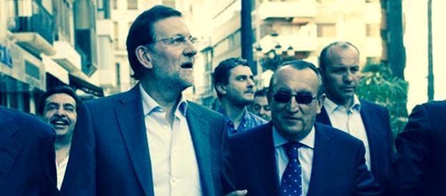 Carlos Fabra: 109 días y 109 noches sin entrar en prisión.Así se resume el cínico discurso de Rajoy sobre corrupción. http://t.co/DipO0CMUtC