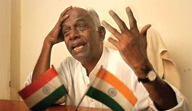 [Interview] 'BJP under Modi will become like Congress under Indira' - KN Govindacharya   http://t.co/kVglwGyLyc http://t.co/3L5IV9wYxq