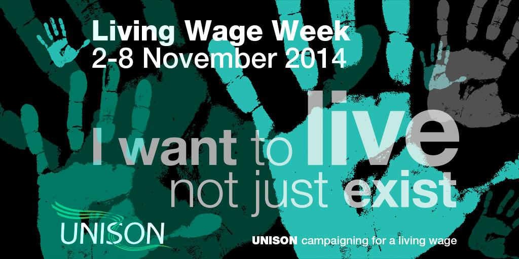 5.2 million people, more than 1 in 5 UK workers, are paid below a #LivingWage. Support #LivingWageWeek http://t.co/sDbC3kNva6