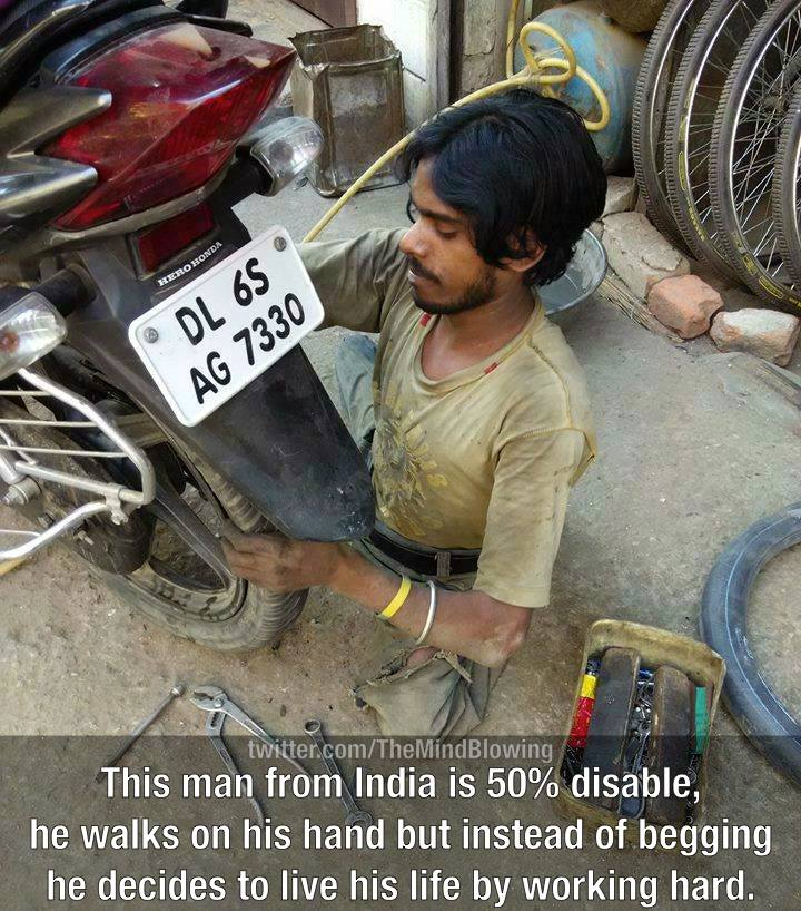 disability is state of mind