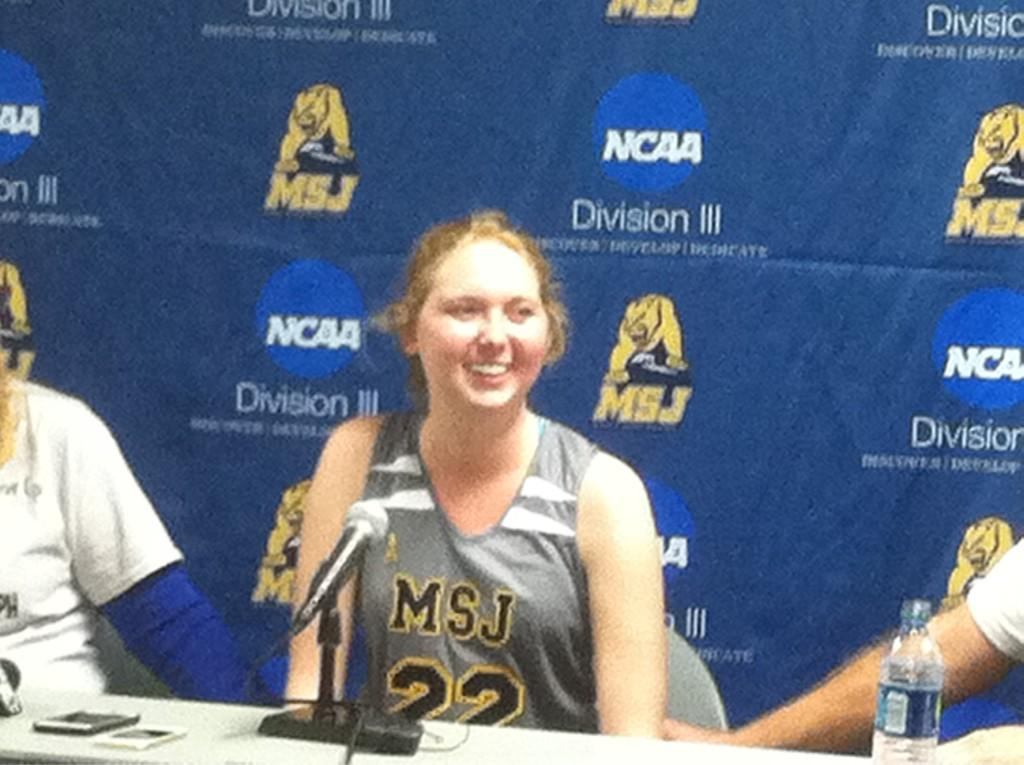 Four point scored, millions of lives touched. Congratulations #LaurenHill22 #PlayFor22 http://t.co/fxgvLf42sm