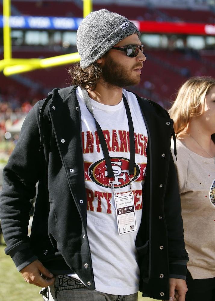 RT @SFGateSports: Familiar faces for #SFGiants fans on Levi's sideline today. http://t.co/G6RgnFDf0p