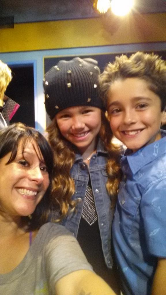Selfie by @whitewatercrew @NicolasJBechtel #GH #HeyDay http://t.co/HUbcbo9rXI