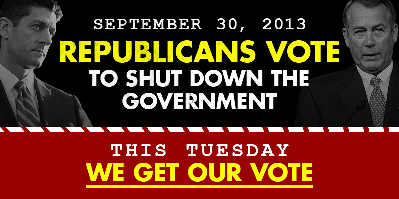 (((•︵•)))        ¯\)   )/¯ REMEMBER the GOP Shutdown #VoteBlue on Tuesday #TNTweeters  #uniteblue #ctl @dccc @cspanwj http://t.co/xI5mOEsr7B