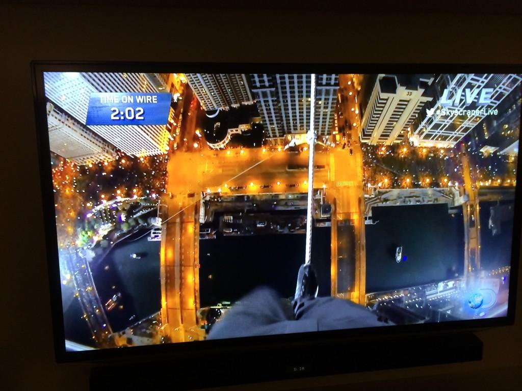 This is insannnnne! #skyscrapperlive http://t.co/TIK86BP0IT
