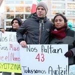RT @CNNMex: .@Calle13Oficial y @GaelGarciaB, entre los que alzaron la voz en Nueva York por #Ayotzinapa http://t.co/JDU67965J0 http://t.co/…