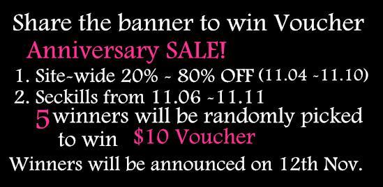 Retweet the banner to Win $10 voucher.  http://t.co/uV73dFiUoN http://t.co/GgorZh42i7