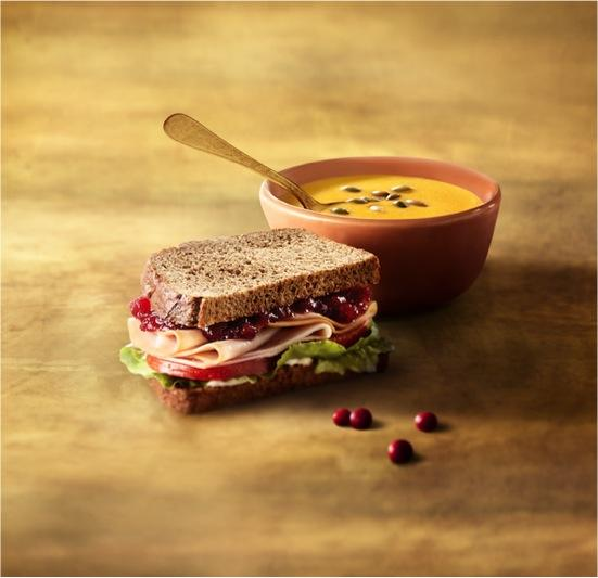 Today is National Sandwich Day. We suggest you celebrate with our Turkey Cranberry Sandwich. http://t.co/RrUfQEOpaI