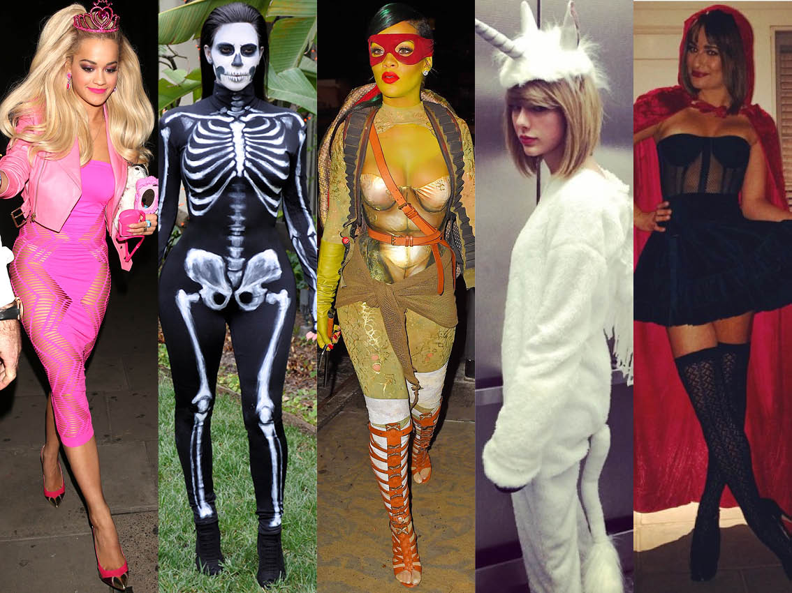 Now Halloween is over, which celeb do you think wins the award for best costume?