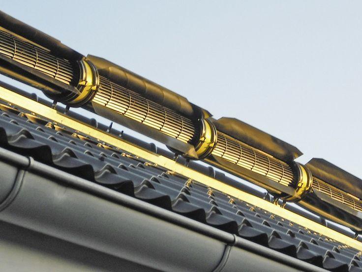 Nieuw: #windenergie opvangen mbv #duurzaam daksysteem - #bouwinnovatie @GroeneZaken @kantelaars @Techniek_Nieuws http://t.co/af9TihiJBR