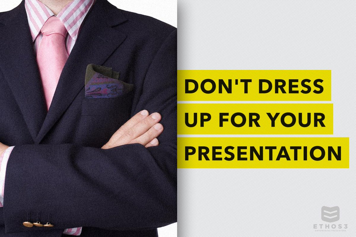 SlideShare (@SlideShare): Presentation advice you should ignore, via @ethos3 @ethos3_scott: http://t.co/H8SwaKWthX http://t.co/3XW0LpqP9Y